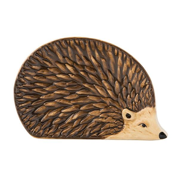 English Tableware Company Edale Teabag Tidy Spoon Rest Hedgehog
