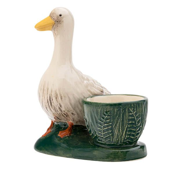 English Tableware Company Edale Egg Cup Goose