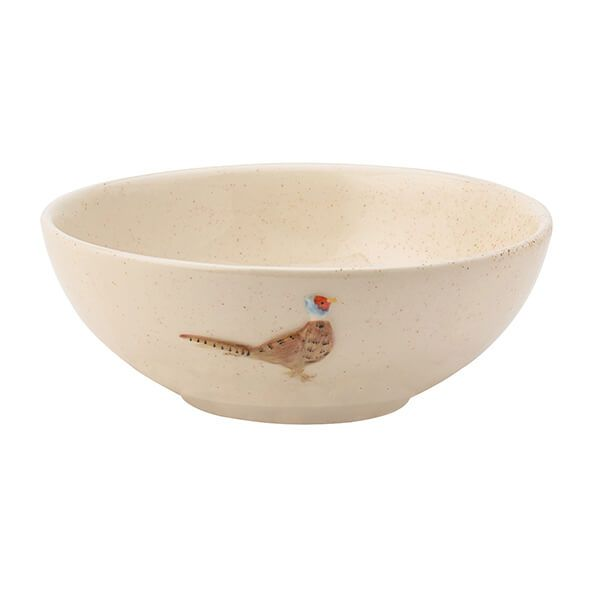 English Tableware Company Edale Bowl Pheasant