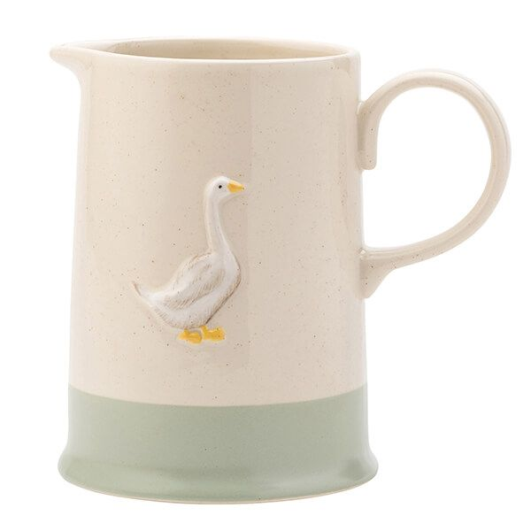 English Tableware Company Edale Large Jug Goose