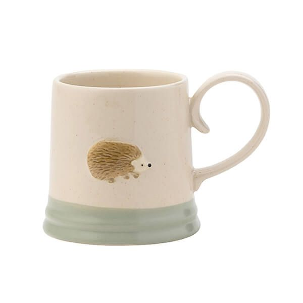 English Tableware Company Edale Tankard Mug Hedgehog