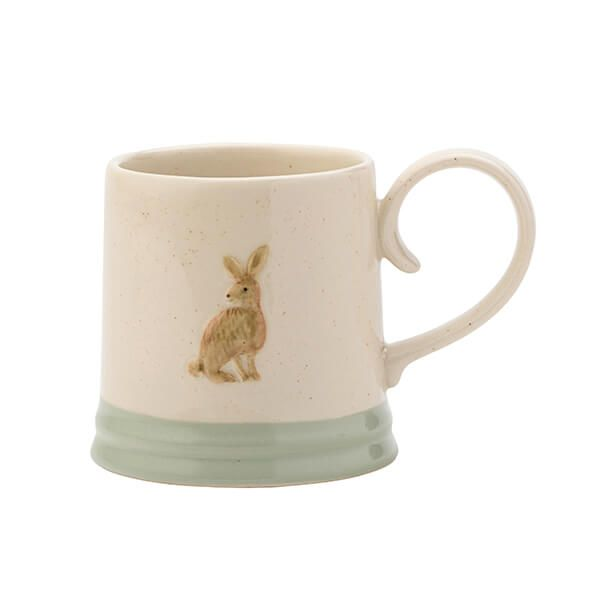 English Tableware Company Edale Tankard Mug Hare