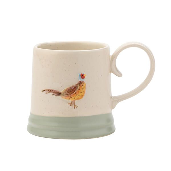 English Tableware Company Edale Tankard Mug Pheasant