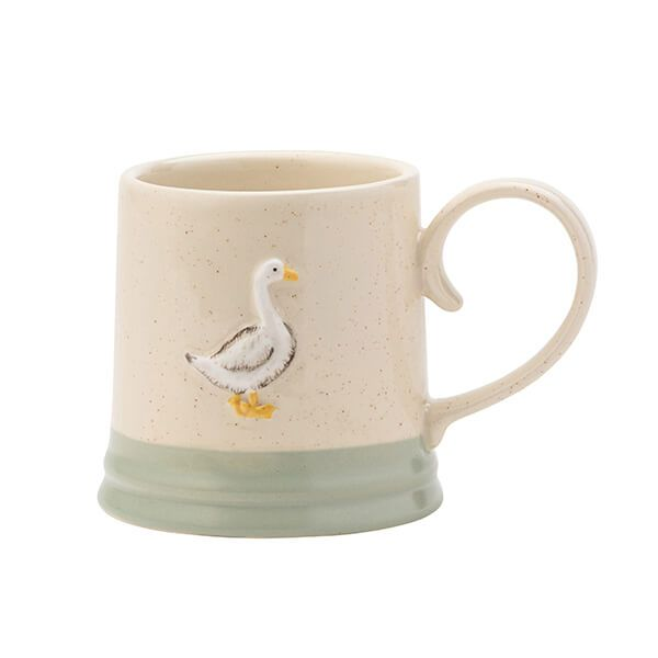 English Tableware Company Edale Tankard Mug Goose