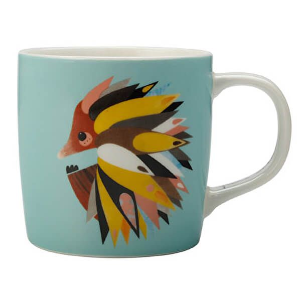 Maxwell & Williams Pete Cromer 375ml Mug Echidna Gift Boxed