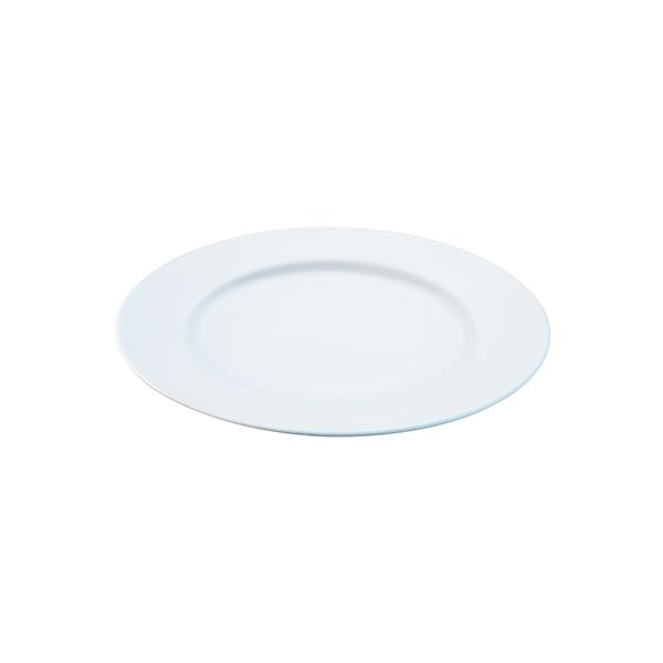 LSA Dine Lunch/Breakfast Plate Rimmed 25cm Set Of 4