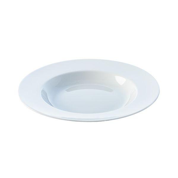 LSA Dine Pasta Plate Rimmed 30cm Set Of 4