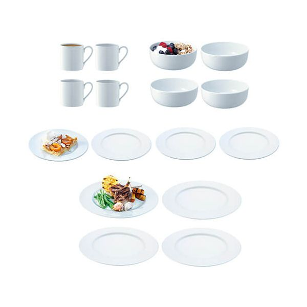 LSA Dine 16 Piece Set