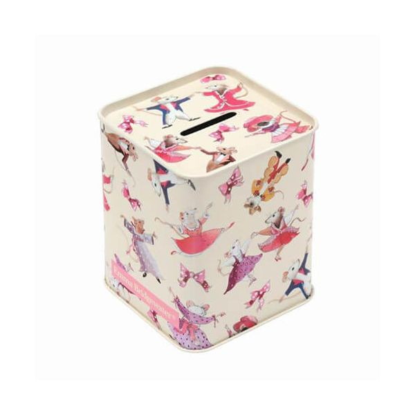 Emma Bridgewater Dancing Mice Money Box