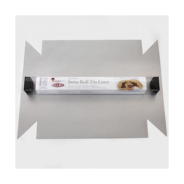 Delia Online Swiss Roll Tin Liner