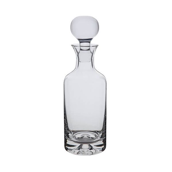 Dartington Dimple Lead Crystal Decanter