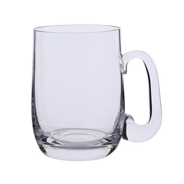 Dartington Lead Crystal Falstaff Tankard