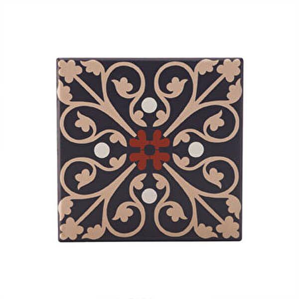 Maxwell & Williams Medina Fes 9cm Ceramic Square Tile Coaster