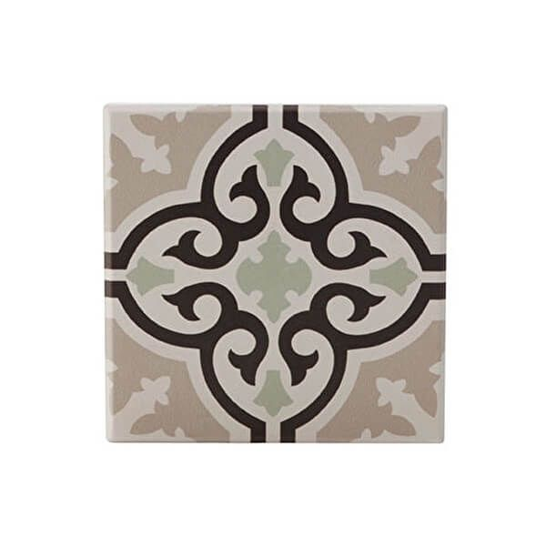 Maxwell & Williams Medina Mekes 9cm Ceramic Square Tile Coaster
