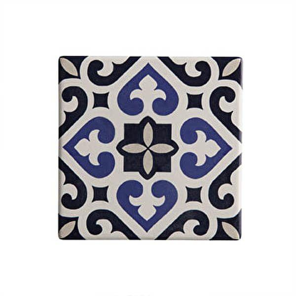 Maxwell & Williams Medina Azrou 9cm Ceramic Square Tile Coaster