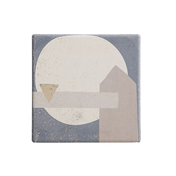 Maxwell & Williams Medina Avesta 9cm Ceramic Square Tile Coaster