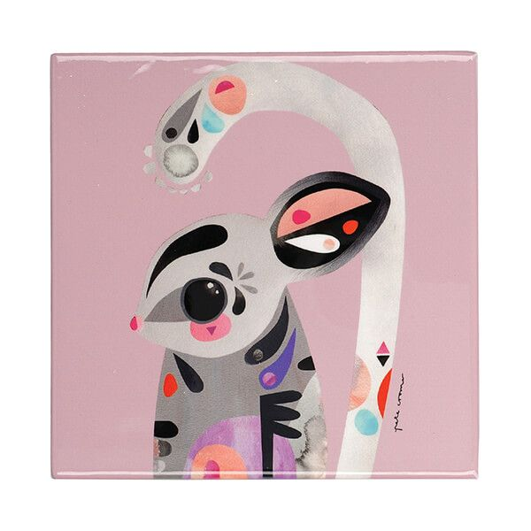 Maxwell & Williams Pete Cromer Sugar Glider 20cm Ceramic Trivet