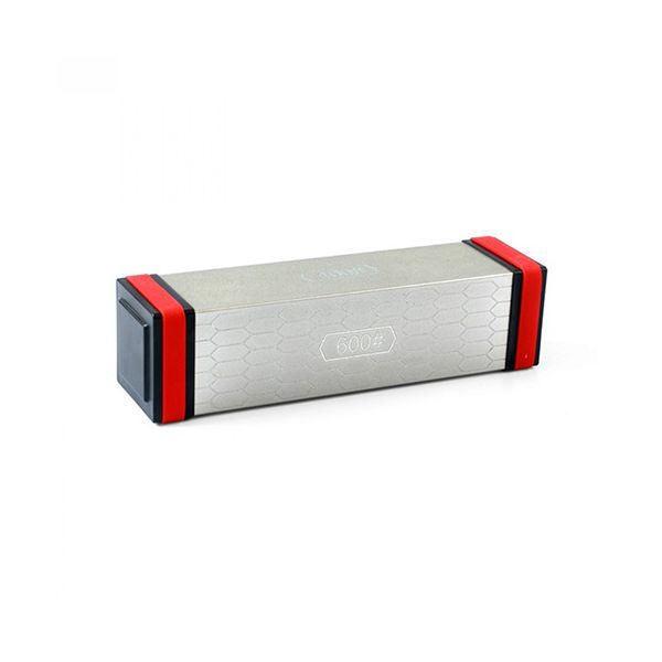 Grunwerg 4 Sided Diamond Knife Sharpening Stone