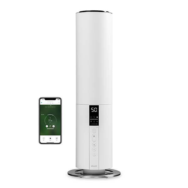 Duux Beam Smart Ultrasonic Humidifier White
