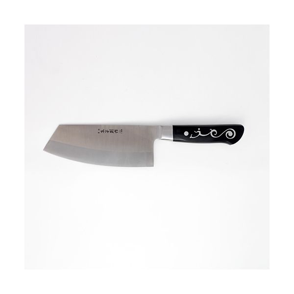 I.O.Shen Oriental Slicer Knife FREE Whetstone Worth £19.96