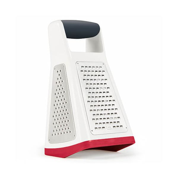 Zyliss Tilt And Grate 4 Sided Grater
