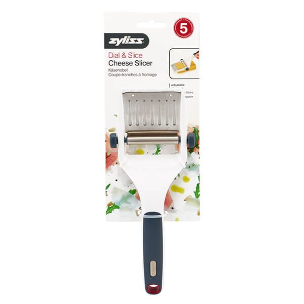 Zyliss Dial & Slice Cheese Slicer