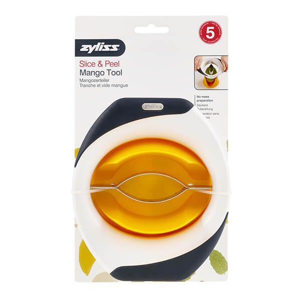 Zyliss Slice & Peel Mango Splitter