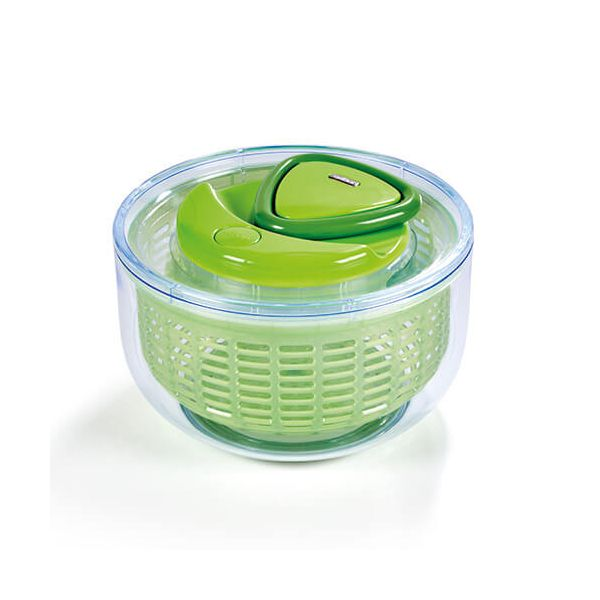 Zyliss Easy Spin Salad Spinner Small Green