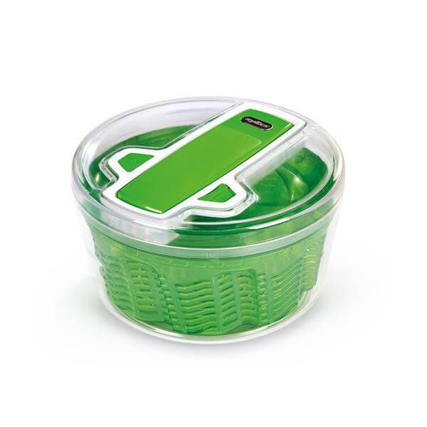 Zyliss Swift Dry Salad Spinner Small Green