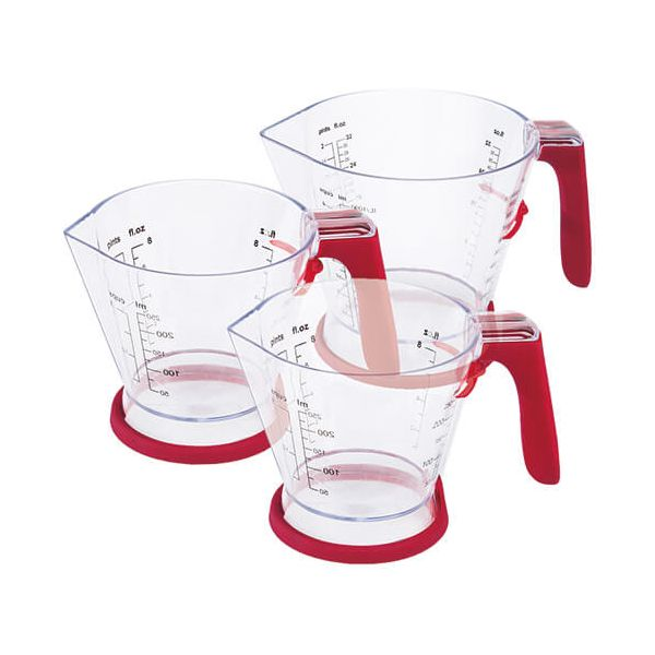 Zyliss Measuring Jug 3 Piece Set