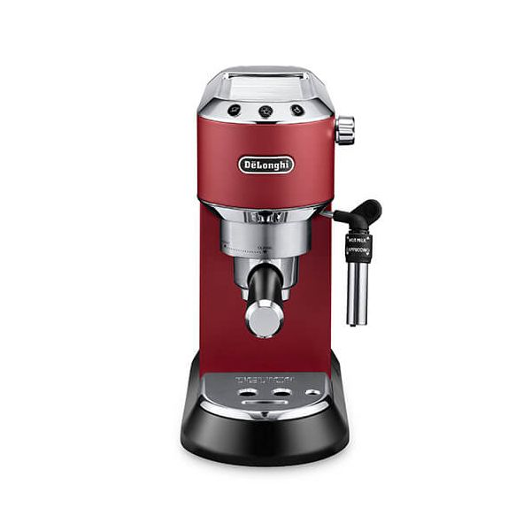 Delonghi Dedica Red Coffee Machine