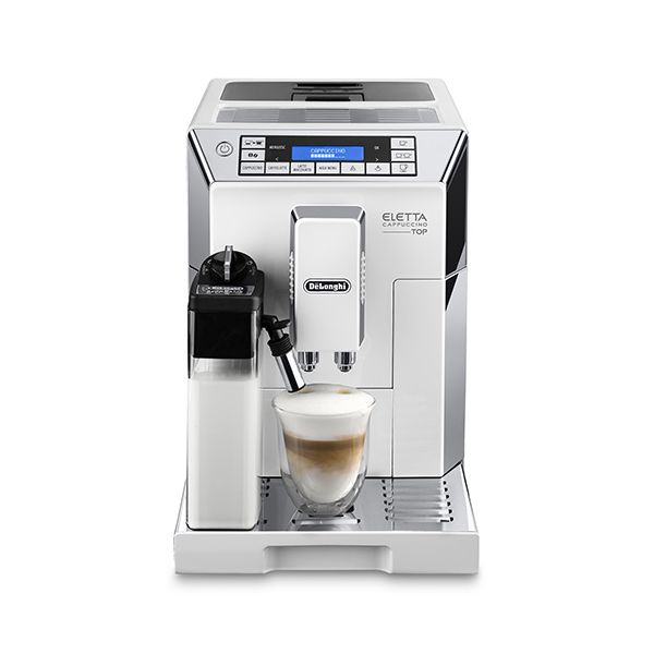 Delonghi Eletta Cappuccino Top Bean To Cup Coffee Machine