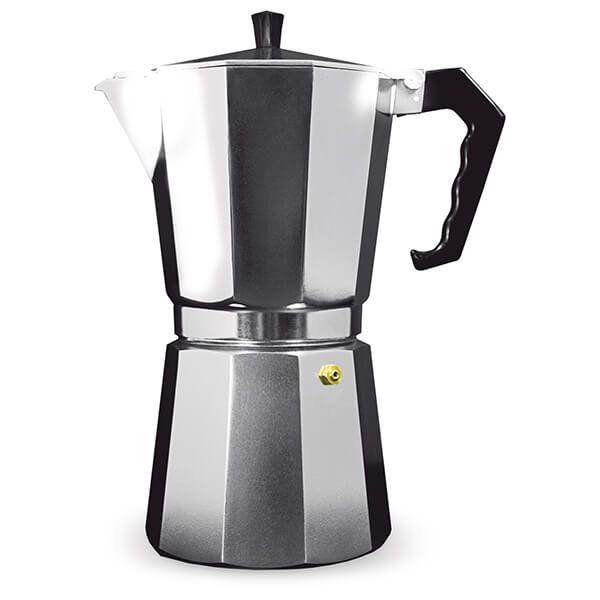 Grunwerg 12 Cup Cafe Ole Espresso Maker