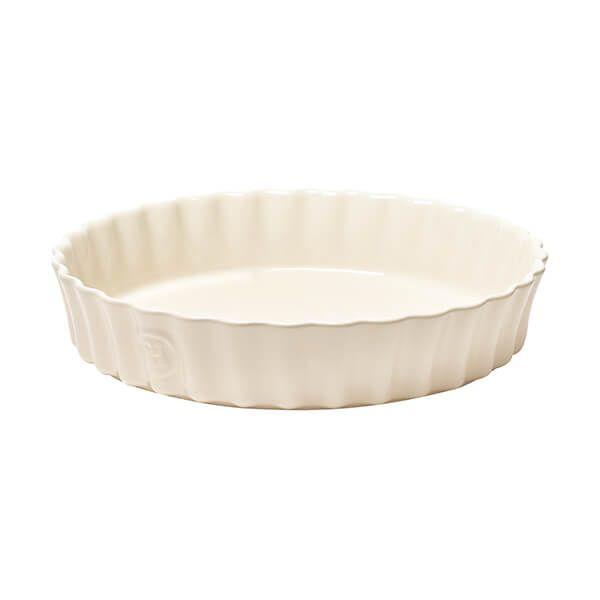 Emile Henry Clay Deep Tart Dish 29cm