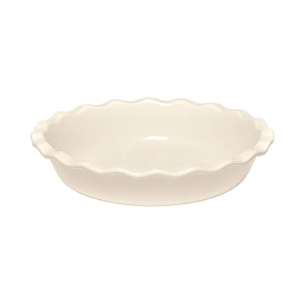 Emile Henry Clay Pie Dish 26cm