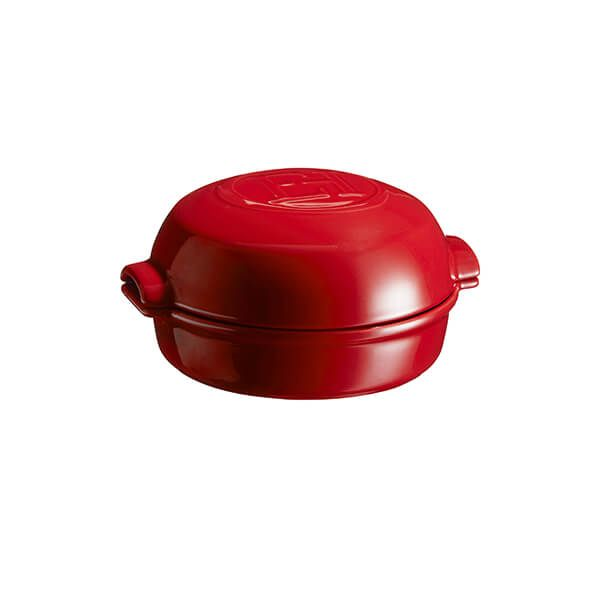 Emile Henry Burgundy Cheese Baker