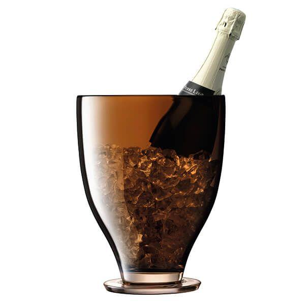 LSA Epoque Champagne Bucket Amber/Lustre