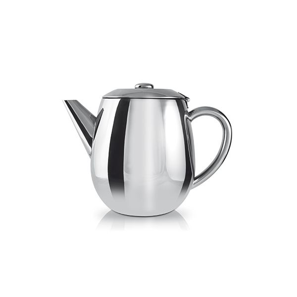Grunwerg Cafe Ole 0.35L Double Wall Tea Pot