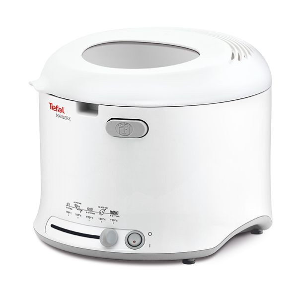 Tefal Maxi Fry Deep Fat Fryer White 1.6L