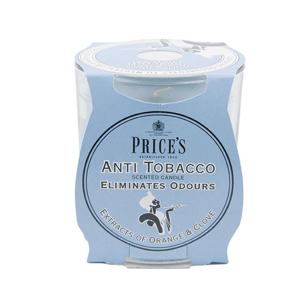 Prices Fresh Air Anti Tobacco Jar Candle