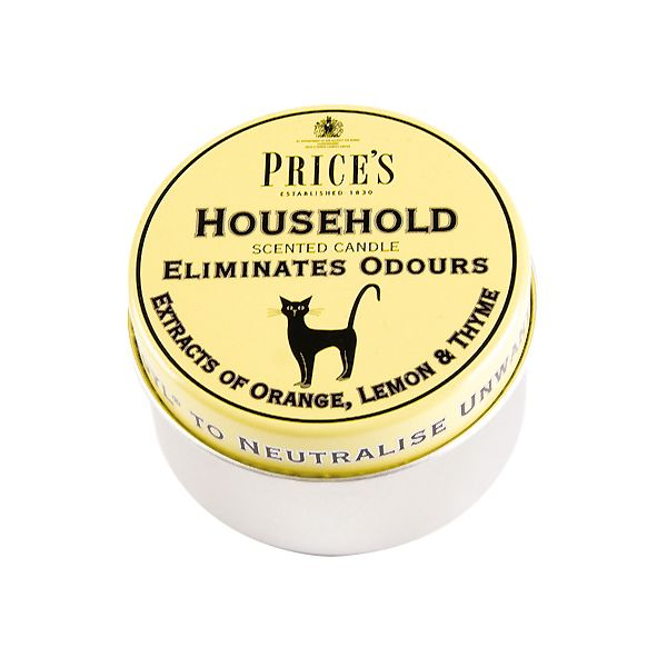 Prices Fresh Air Household Tin Candle