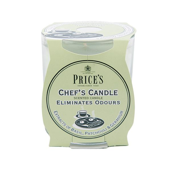 Prices Fresh Air Chefs Jar Candle