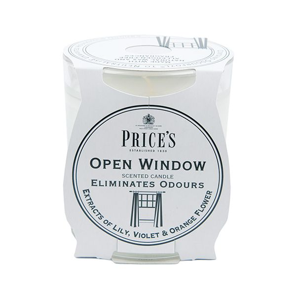 Prices Fresh Air Open Window Jar Candle