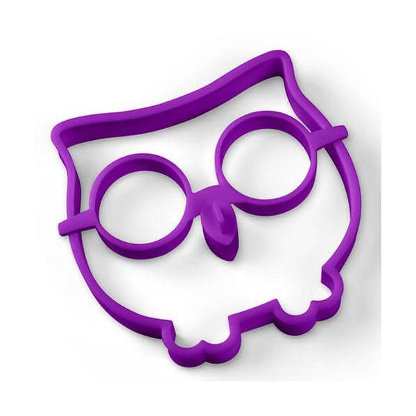 Fred Owl Funny Side Up Novelty Egg Ring