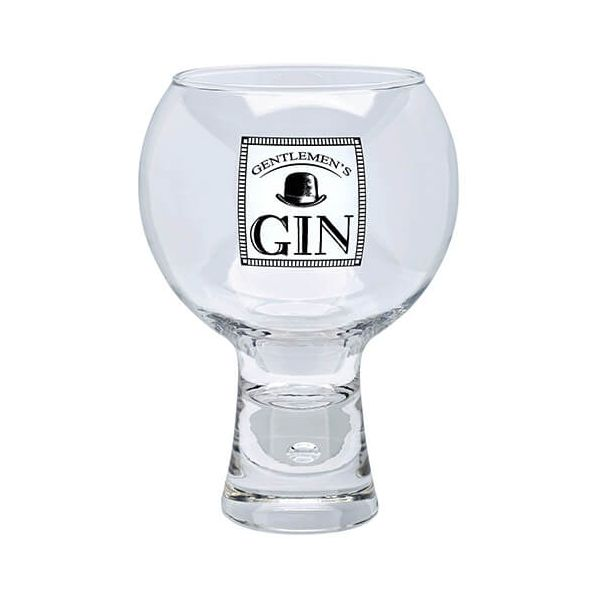 Durobor Raising Spirits Gentlemen's Gin Glass