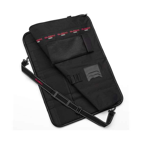 Global G-667/16 Deluxe Knife Case For Up To 16 Knives