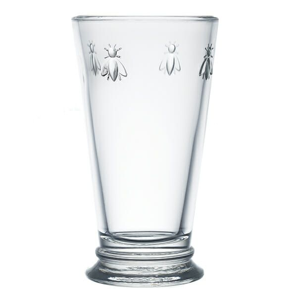 La Rochere Bee Large Long Drink Glass 460ml