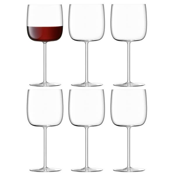 LSA Borough Wine Glass 450ml 6 For 4