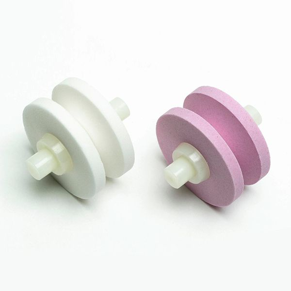 Global Set of 2 Ceramic wheels for GS-440 sharpeners