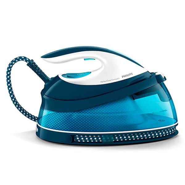 Philips PerfectCare Compact White & Blue